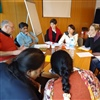 Participants of the workshops credit MB / Ekta Europe